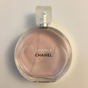 Chanel Chance Eau Tendre EDT 3.5 oz 100ml Like New